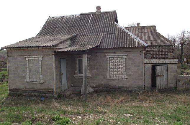 Дом в Сергеевке (20 км от Краматорска)