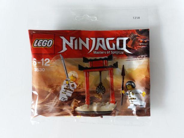 Lego Ninjago 30530 Wu Cru training Lloyd Nya figurki minifigurki