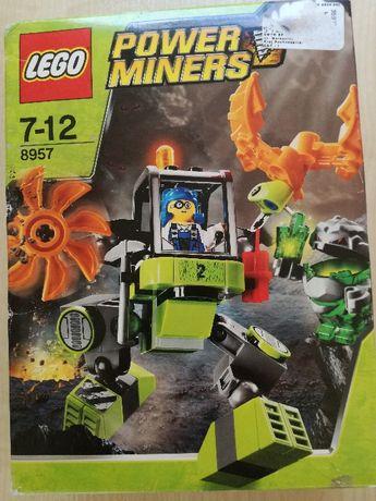 LEGO Power Miners 8957