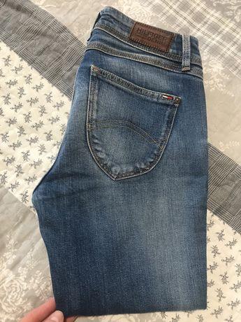 Женские джинсы бренда TOMMI HILFIGER (оригинал)