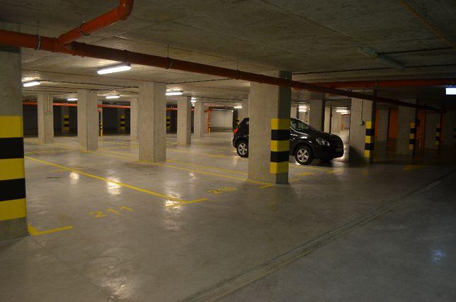 Podwójne miejsce postojowe, garaż, Gwiaździsta, koło Sky Tower