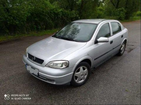Opel Astra Астра разборка фара стекло бампер