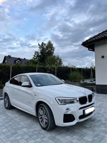 Auto do ślubu BMW X4 mpakiet !