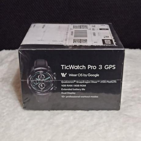 TicWatch Pro 3 GPS Tic Watch NOWY