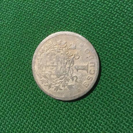1 escudo de 1930 em muito bom estado Rara