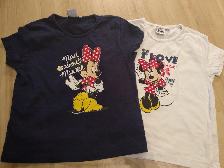 Bluzki fla bliźniaczek Minnie Disney Katowice - image 1