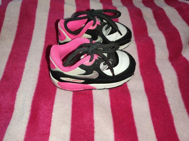 Buty dziecięce Nike air max