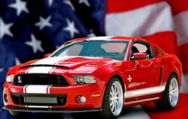 Автомобили с аукционов США и Канады