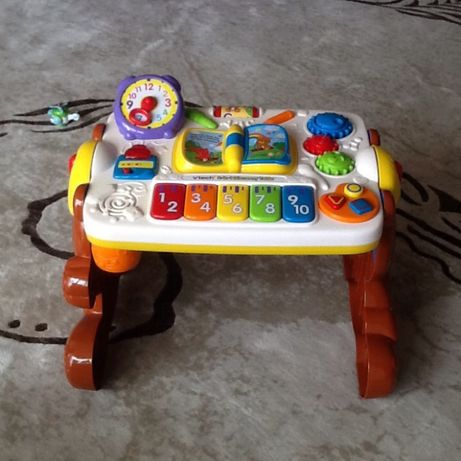 Игровой столик-парта Vtech 2-in-1 Discovery Table