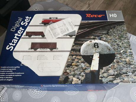 Roco H0 Digitial Startset 51280 – zestaw kolejka Roco H0 DCC gratis!