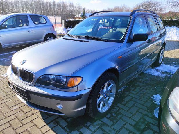 BMW 318i Automat kombi super stan !