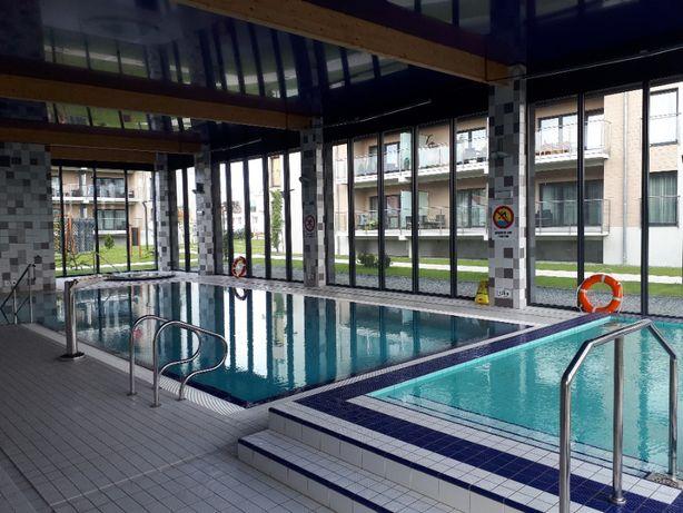 Apartamenty blisko morza weekend basen SPA jacuzzi sauna PROMOCJA