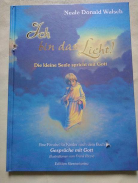 Книга Ich bin das Licht на німецькій мові