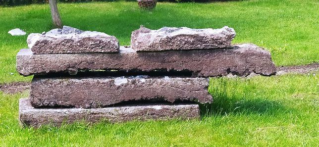 Plyty betonowe po rozbiorce
