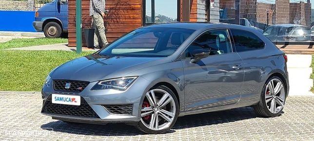 SEAT Leon SC 2.0 TSi Cupra DSG S/S