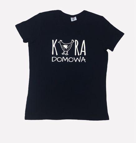 Zestaw koszulek z nadrukiem - Kura Domowa, Kur Domowy