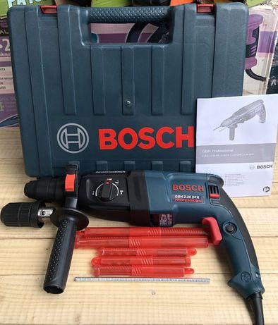 Перфоратор Bosch (Бош)GBH 2-26 DFR Качество!