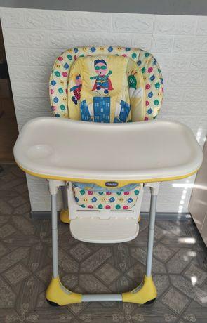 Стульчик для кормления Chicco Polly стульчик