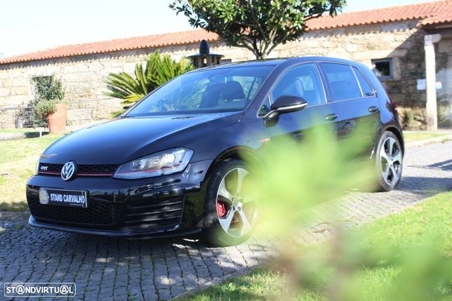 VW Golf 2.0 TSi GTi