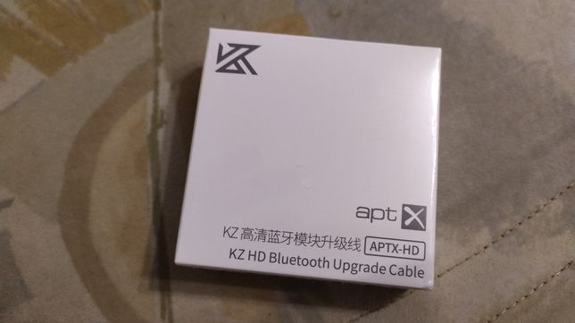 Nowy KZ HD Bluetooth Upgrade Cable Apt-x HD BT 5.0 mmcx