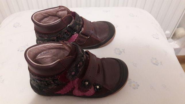 Детские ботиночки Bartek, кеды Шалунишка, туфли для девочки