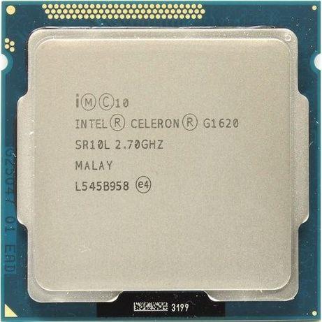 Продам процессор Intel Celeron G1620 1155 socket с кулером