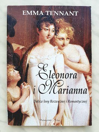 """Sprzedam książkę """"Eleonora i Marianna"""" Emmy Tennant"""