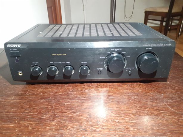 Wzmacniacz stereo Sony TA-FE320R 160W 2x50W (8 ohm)