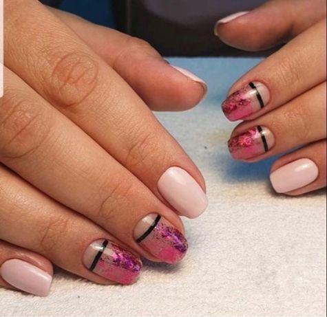 Маникюр, наращивание ногтей
