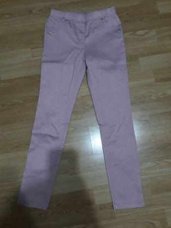 Spodnie jeansy brokatowe Coccodrillo Rozm. 152