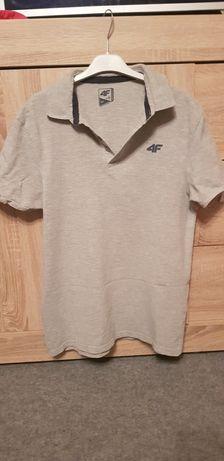 Męska koszulka polo 4F