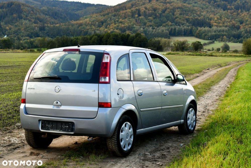 Opel Meriva 1.6 , 38 tys przebiegu! 2005r Bielawa - image 1