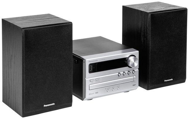 Mini wieża Panasonic SC -PM 254 Silver lub Black Super cena!