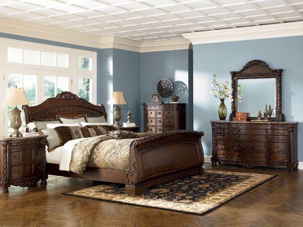Stylowa sypialnia komplet Nowy