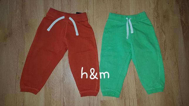 Spodnie h&m 92