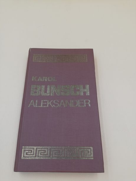 Książka Karol Bunsch