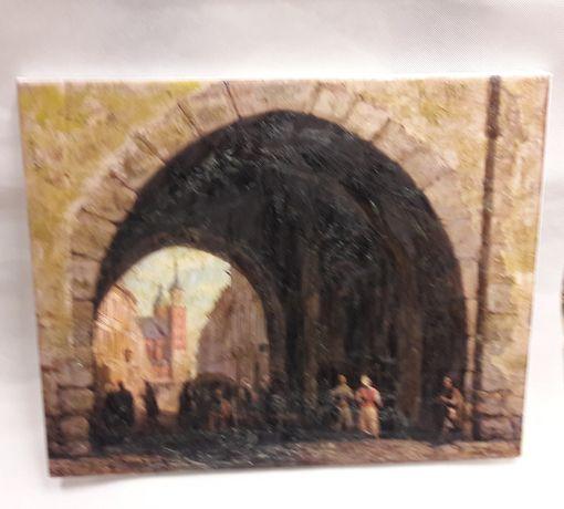 Obraz na płótnie Brama Floriańska
