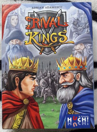 Rival Kings - Gra karciana