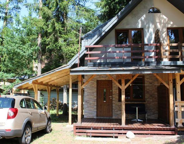 Domek nad jeziorem Dadaj, Wilimy, Mazury
