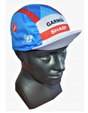 Czapeczka Garmin-Sharp !!!