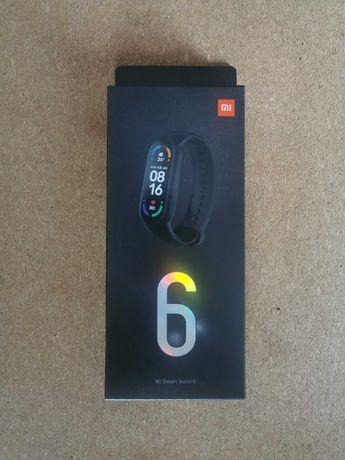 Xiaomi Mi Band 6 Nowy Nieużywany Do Negocjacji