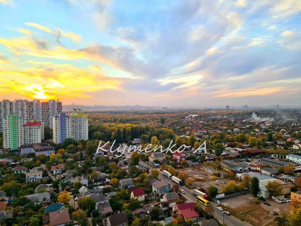 Видовая на сады квартира с ремонтом, ЖК Каховская, Левобережная