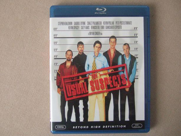 film Podejrzani - Usual suspects, Blu-ray, okazja