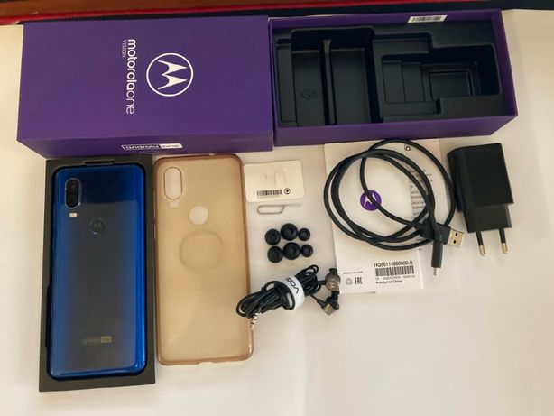 Motorola One Vision 4/128GB (Битый экран)