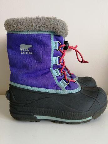 Śniegowce buty zimowe SOREL