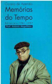 1311 Correio de Azemeis Memórias do Tempo editoriais - 1981/1997