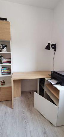 Biurko narożne - nowoczesny design