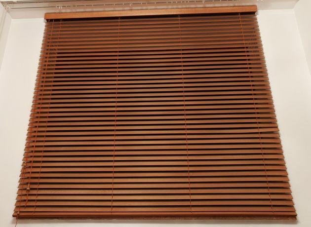 Żaluzja drewniana 208cmx193cmx5cm