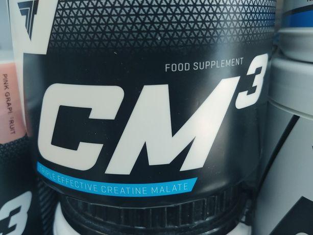 Trec CM3 250g kreatyna jabłczan siła masa redukcja wytrzymałość