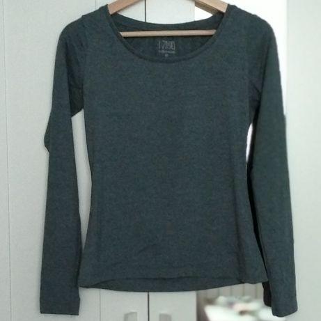 Zielonawa bluzka